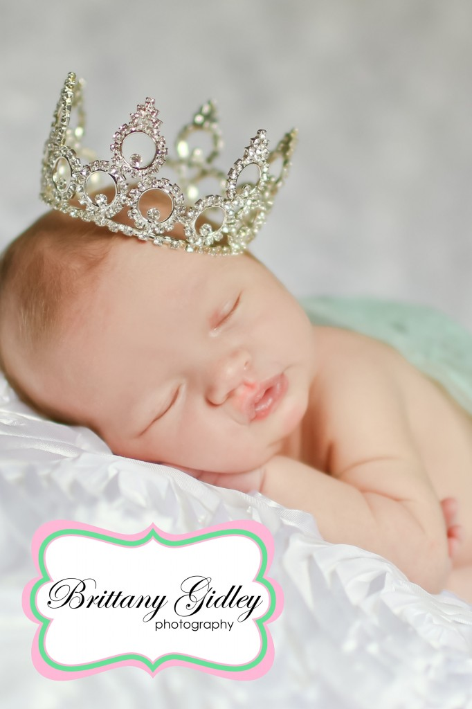 Akron Baby Photography | Brittany Gidley Photography LLC