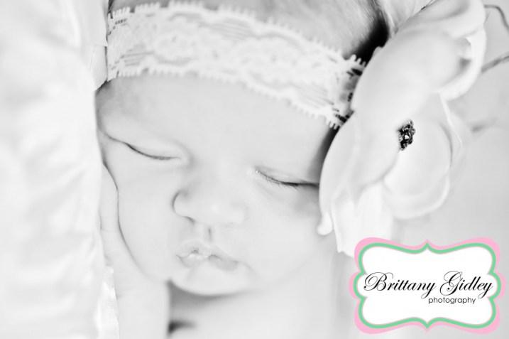 Akron Newborn | Brittany Gidley Photography LLC