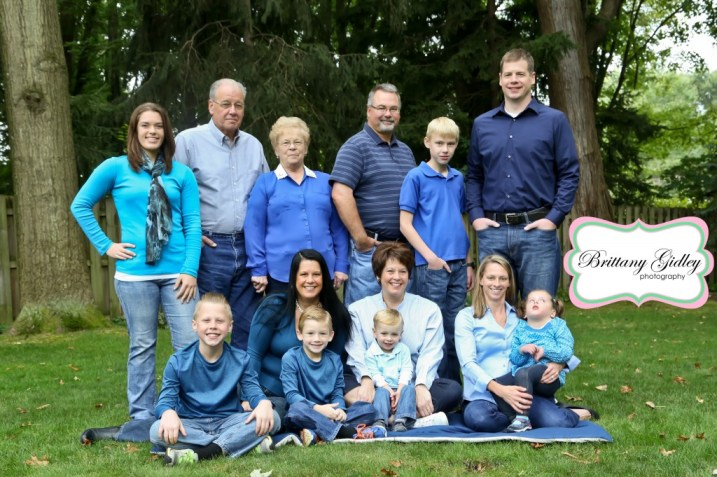 Family Portraits | Brittany Gidley Photography LLC