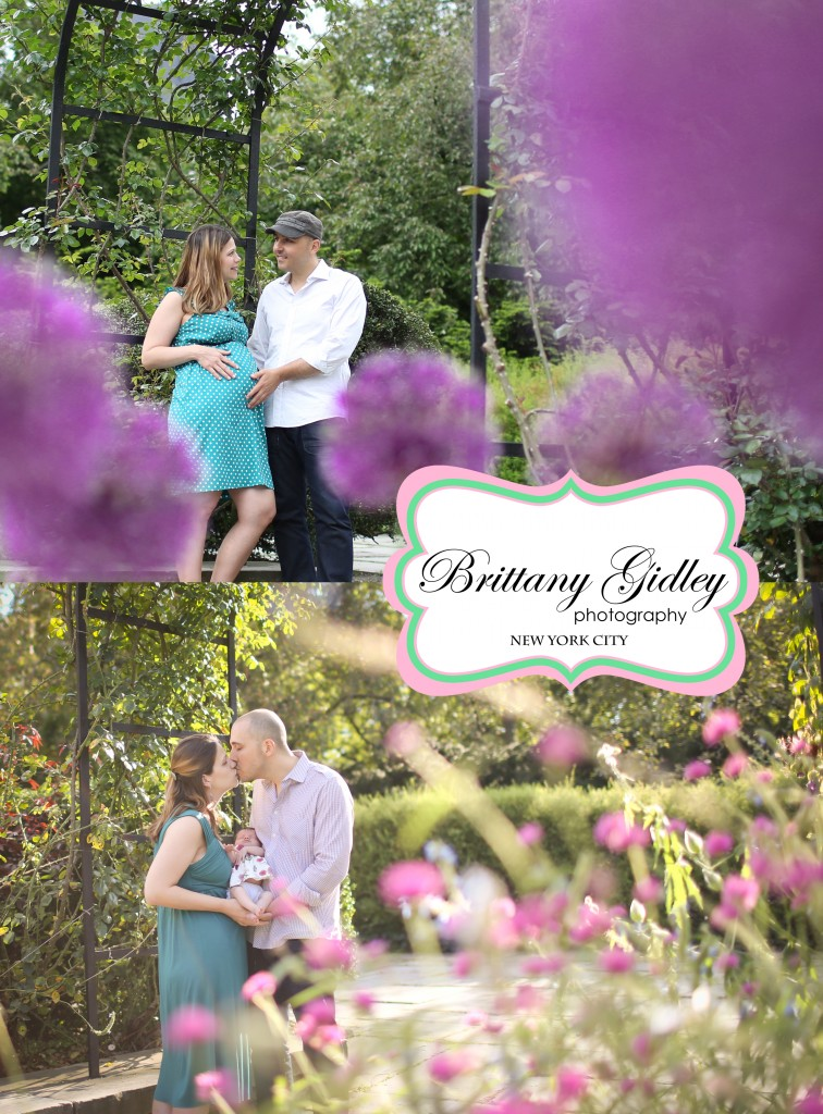Belly To Baby Pic | Brittany Gidley Photography LLC