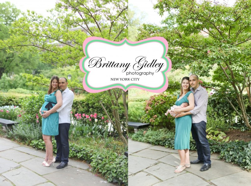 Belly To Baby Pictures | Brittany Gidley Photography LLC