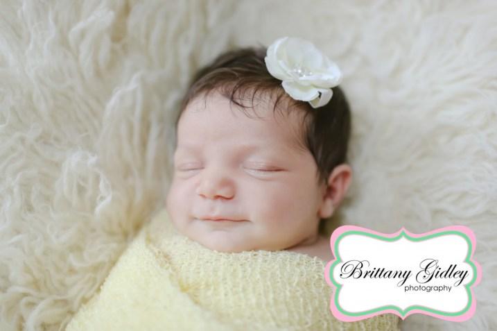 Beachwood Newborn Photography | Brittany Gidley Photography LLC