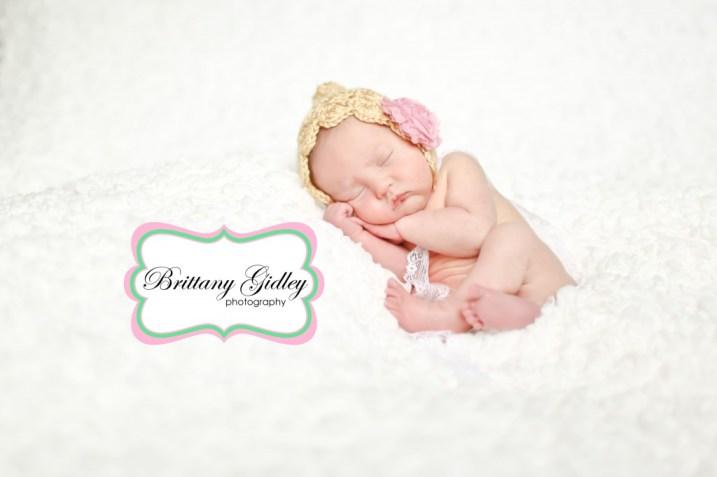 Newborn Posing | Brittany Gidley Photography LLC