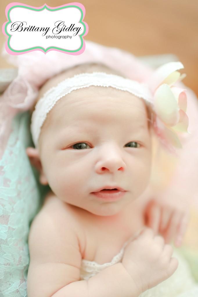 Newborn Baby | Brittany Gidley Photography LLC