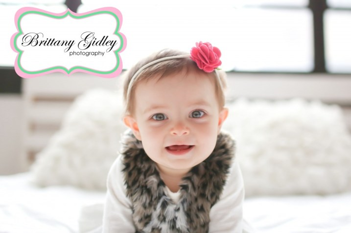 Baby Studio | Brittany Gidley Photography LLC