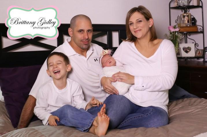 Brooklyn Newborn Baby Photography | Brittany Gidley Photography LLC