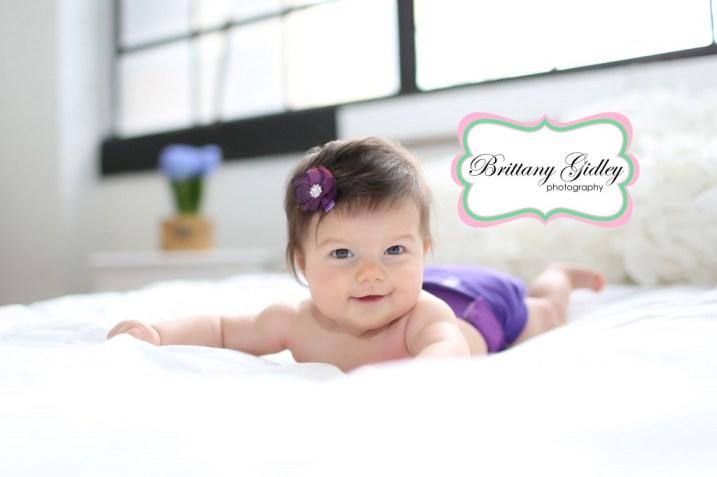 Baby Photography Studio | Brittany Gidley Photography LLC