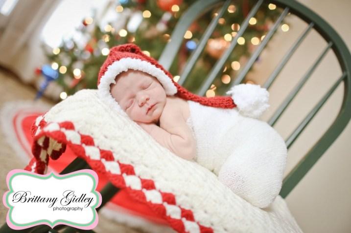Santa Baby | Brittany Gidley Photography LLC