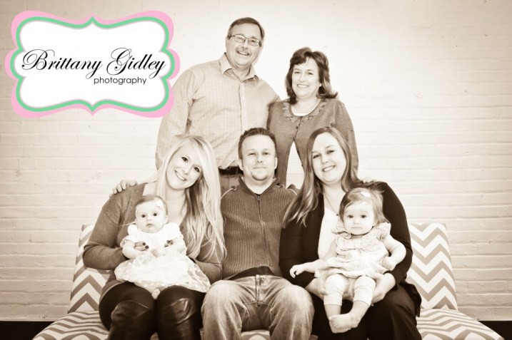 Family Portrait Photographer | Brittany Gidley Photography LLC