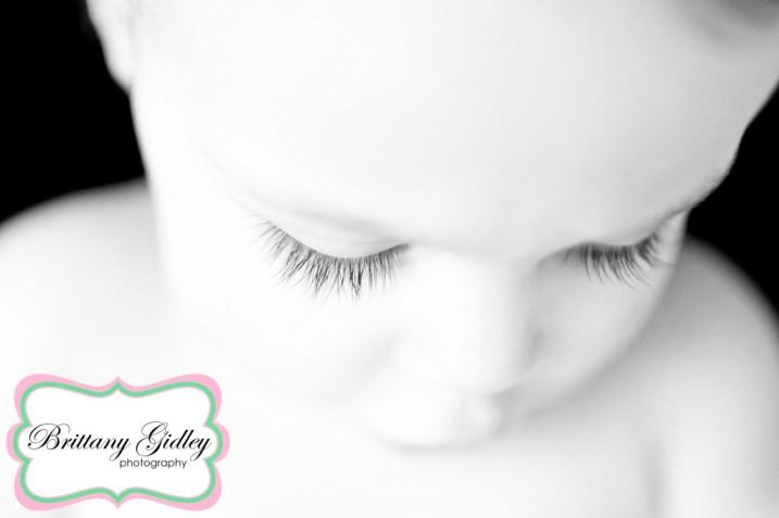 First Birthday Photo Shoot | Brittany Gidley Photography LLC