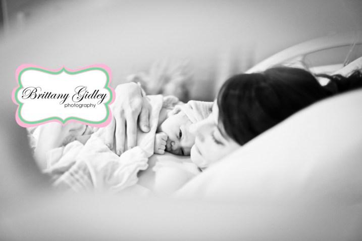 Birth Photographer | Brittany Gidley Photography LLC
