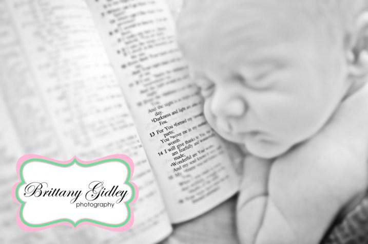 Fearfully Wonderfully Made Psalm 139 | Brittany Gidley Photography LLC