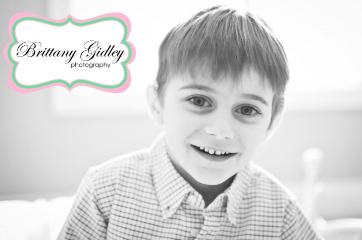 5 Year Old | Brittany Gidley Photography LLC
