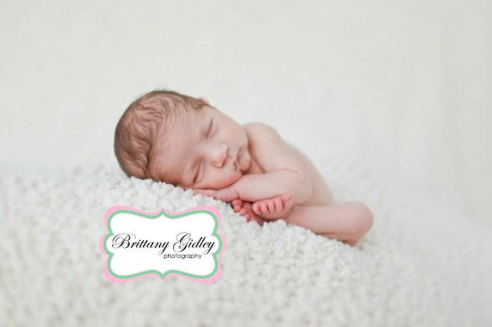 Chardon Newborn Baby | Brittany Gidley Photography LLC