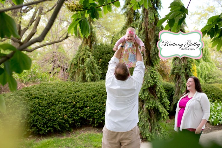 Family with baby | Brittany Gidley Photography LLC
