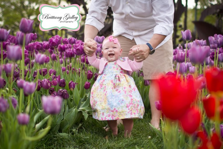 Dad and Baby Pictures | Brittany Gidley Photography LLC