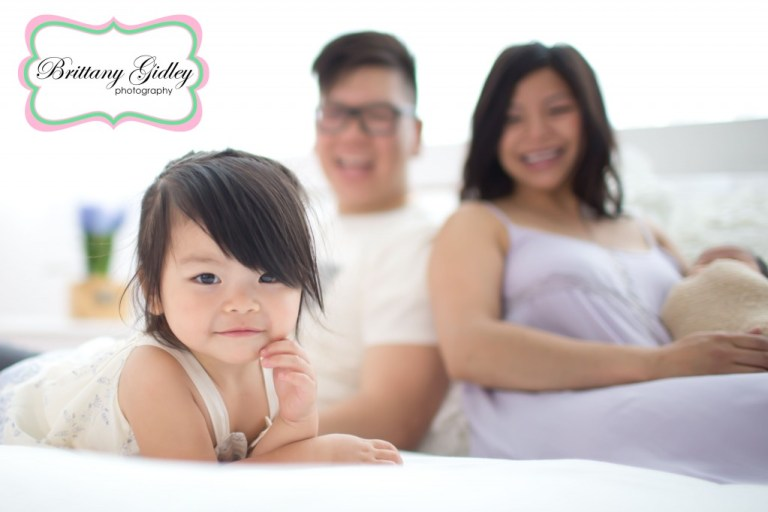 Family & Newborn Baby | Brittany Gidley Photography LLC