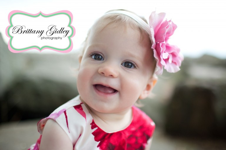 12 Month Baby Photographer | Brittany Gidley Photography LLC