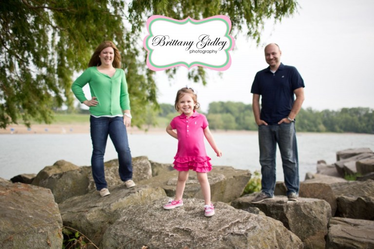 Family Beach Session | Brittany Gidley Photography LLC