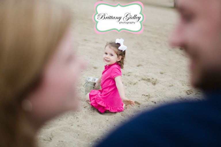 Family Beach Photography Session | Brittany Gidley Photography LLC