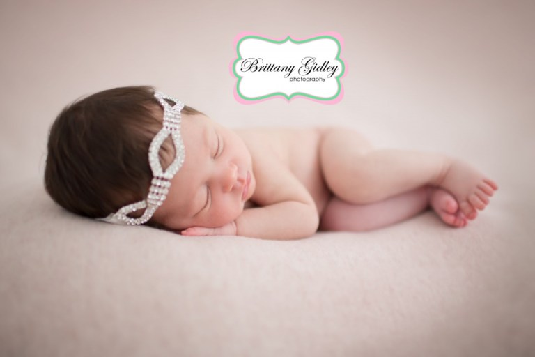 Creative Newborn Photographer | Brittany Gidley Photography LLC