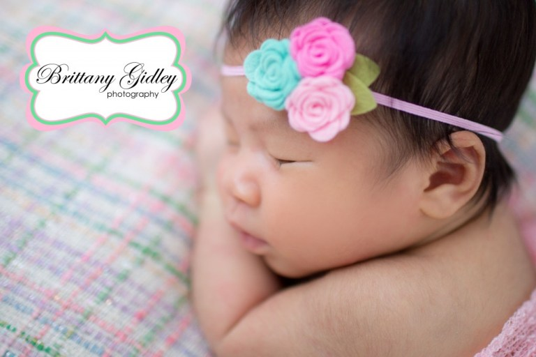 30 Day Old Baby | Brittany Gidley Photography LLC