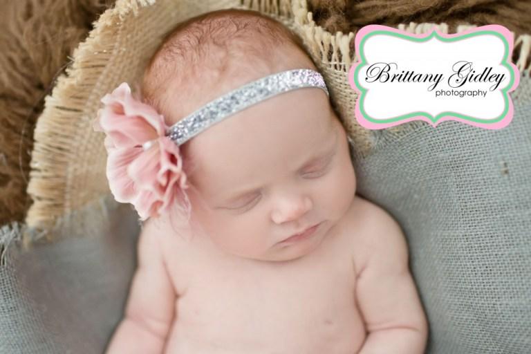 Newborn Girl | Pink, Cream, Brown