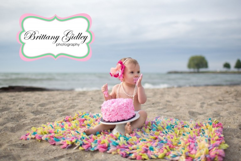 12 Month Baby Photography | Brittany Gidley Photography LLC
