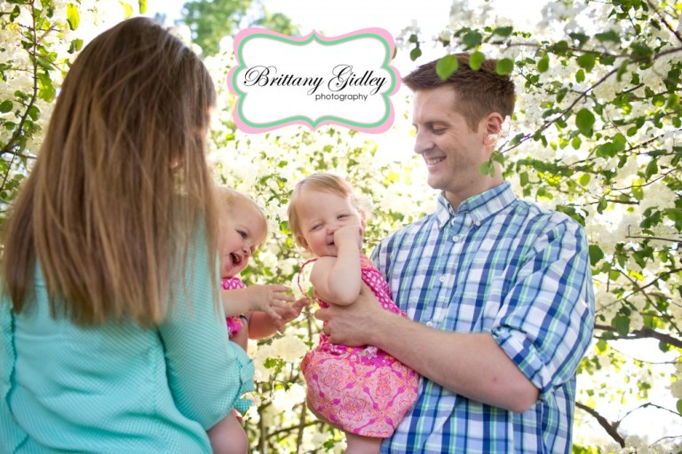 Twin Family | Brittany Gidley Photography LLC