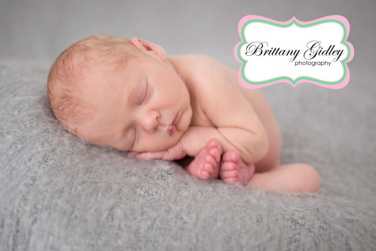 Taco Pose | Newborn Boy | Start With The Best | Brittany Gidley Photography LLC