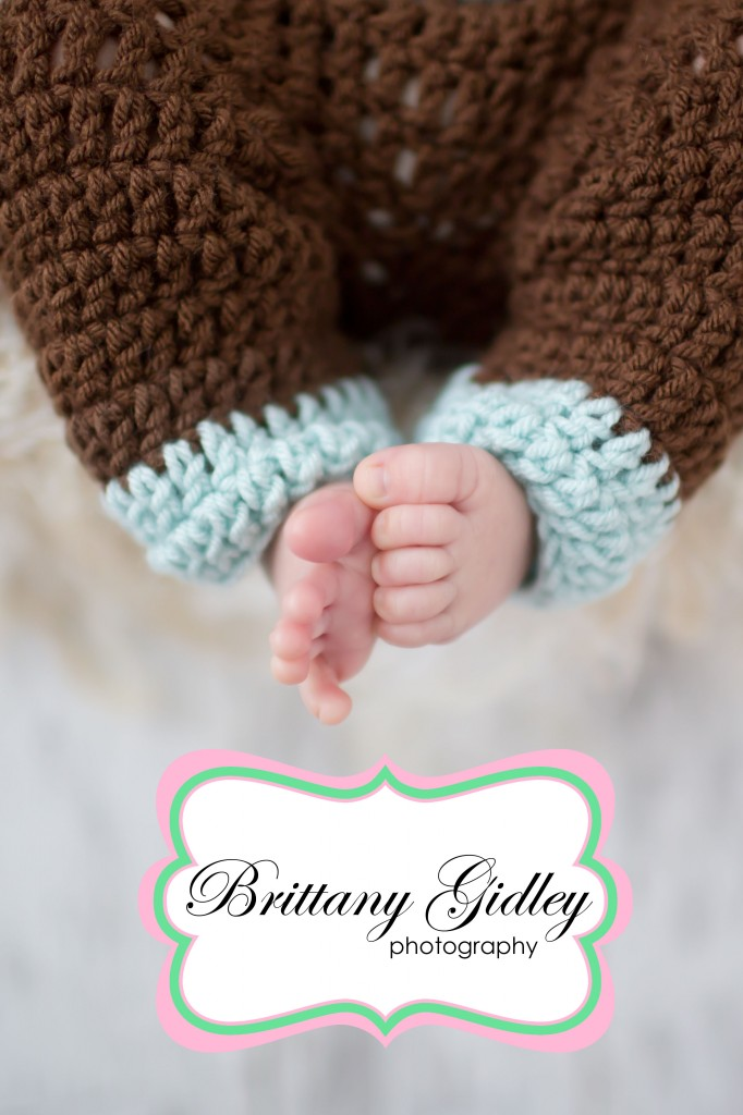 Baby Feet| Start With The Best | Brittany Gidley Photography LLC