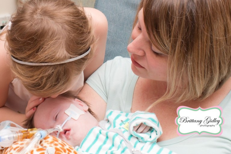 NICU Photography | NICU Photographer | Cleveland | Newborn Baby | Brittany Gidley Photography LLC