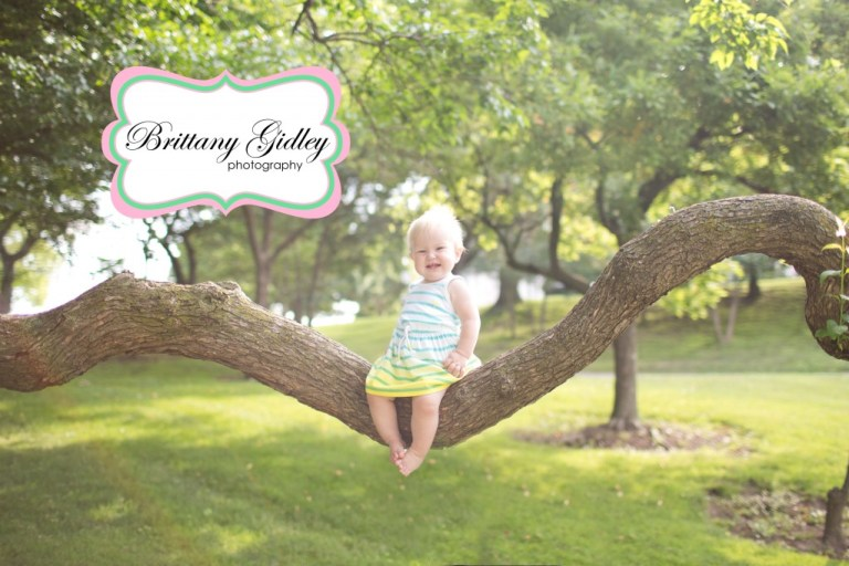 12 Month Baby | Brittany Gidley Photography LLC | Start With The Best