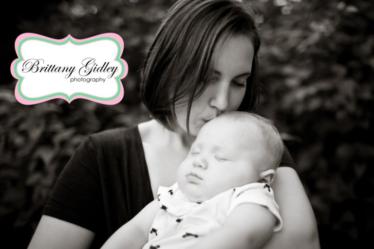 Baby Photography | 5 Month Baby | Brittany Gidley Photography LLC
