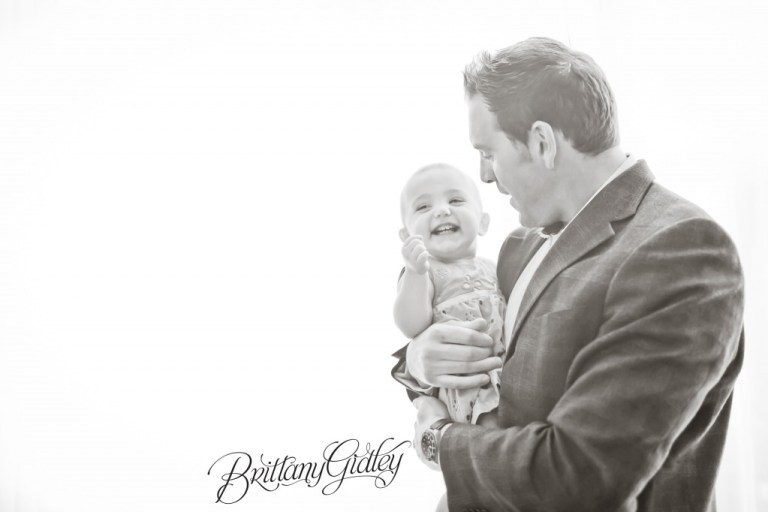 Baby With Dad | Baby Photography | 12 Month Baby | Lifestyle Session | At Home | On Location