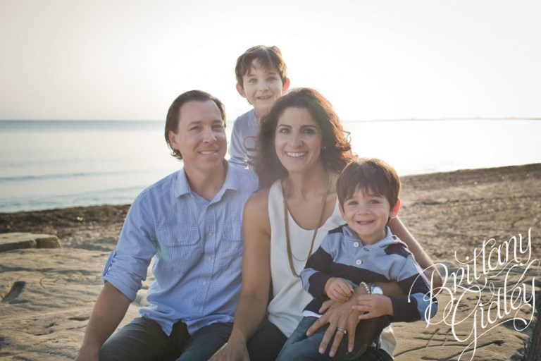 Family Beach Session | Huntington Beach | Cleveland Ohio | Family | Sun Flare