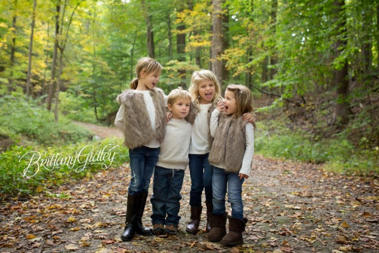 Squires Castle Family Photographer | Brittany Gidley Photography LLC | Children | Family | Favorite Images | Fall | Inspiration | Cleveland Ohio | Squires Castle