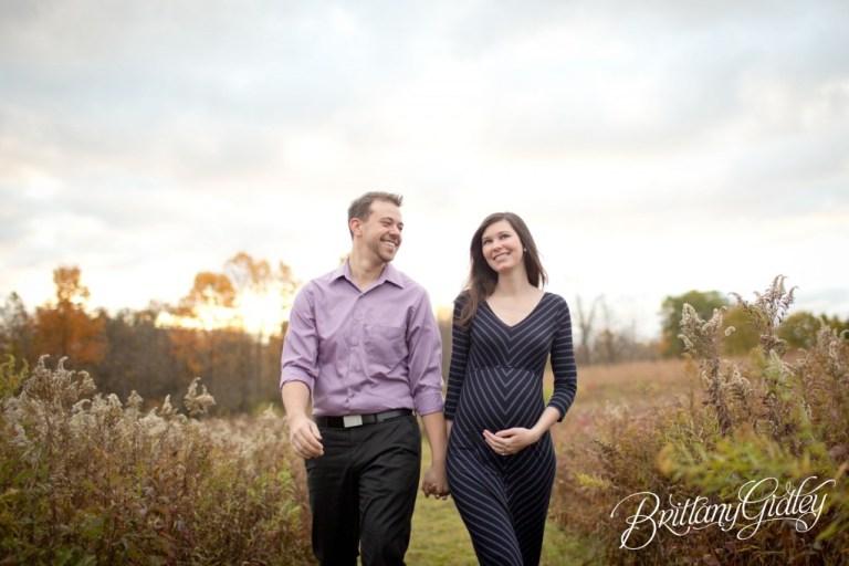 Cleveland Maternity | Photoshoot | Pregnancy | Maternity Posing | Inspiration | Brittany Gidley Photography LLC