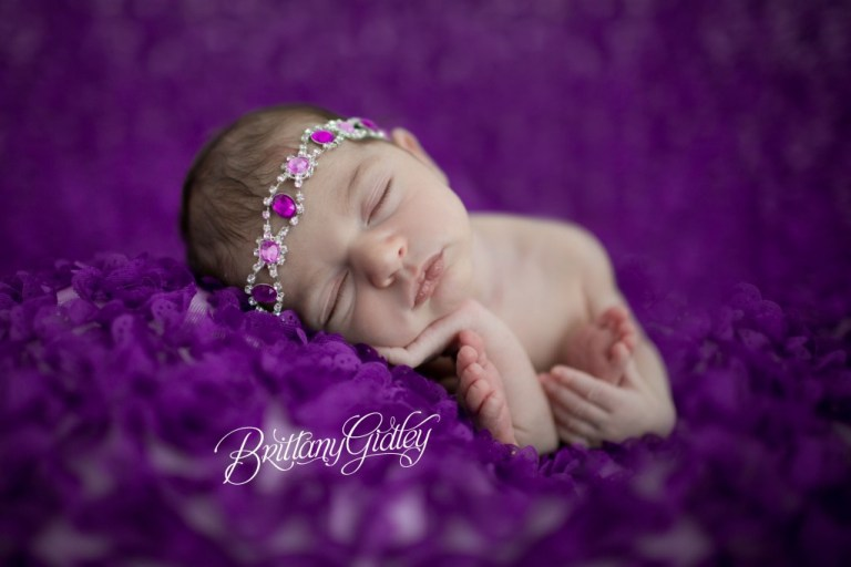Newborn Photographer | Baby Girl | Aviana | Start With The Best | Brittany Gidley Photography LLC
