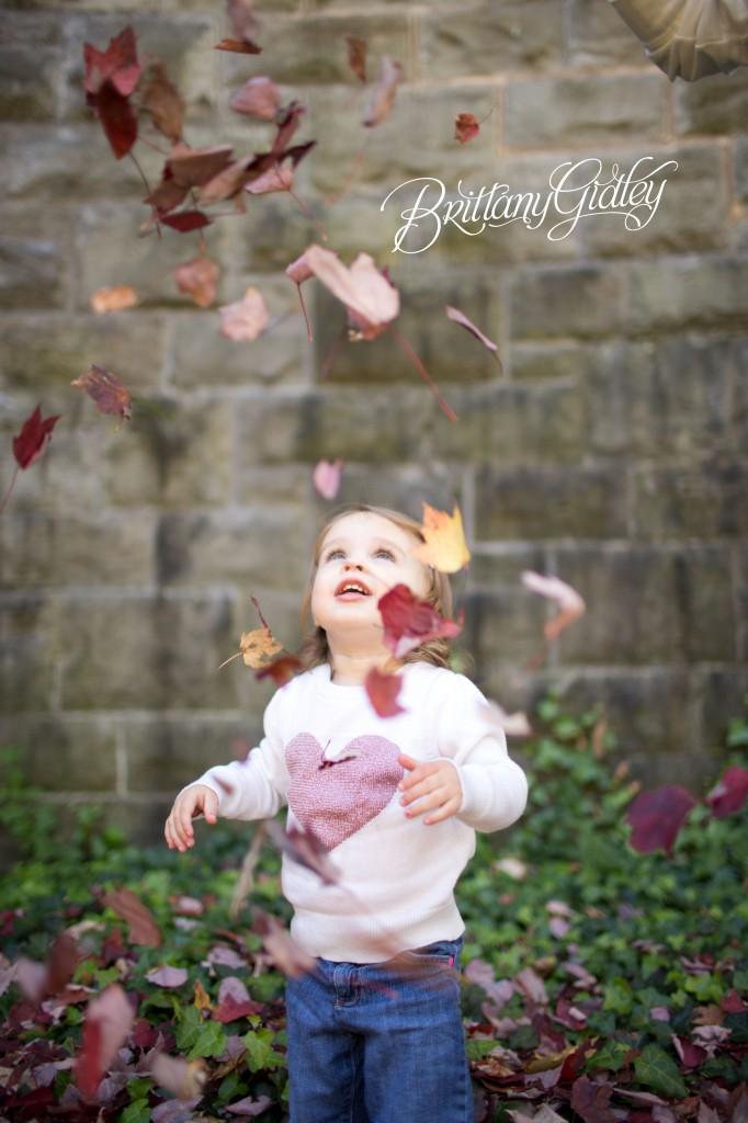 Toddler | Autumn | Italian Garden | MLK Drive | Cleveland OH