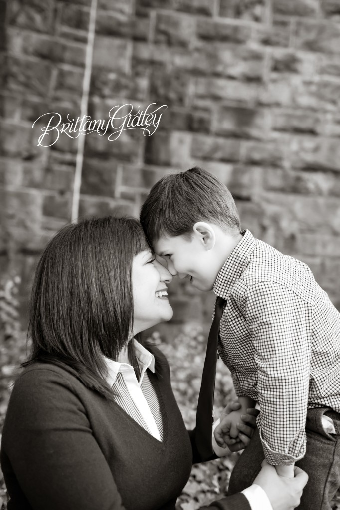 Family Photography | Fall | Autumn | 4 year old | Brittany Gidley Photography LLC