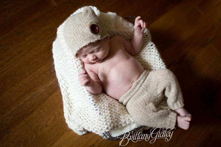 Lifestyle Newborn | In Home Newborn | On Location Newborn Session | Family | New Baby | Brittany Gidley Photography LLC