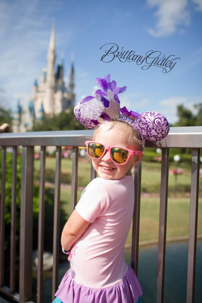 Disney World Photographer | Walt Disney World | Orlando, Florida | Happy Birthday | Princess Julia | Birthday Princess | Where Dreams Come True | Disney | On Location