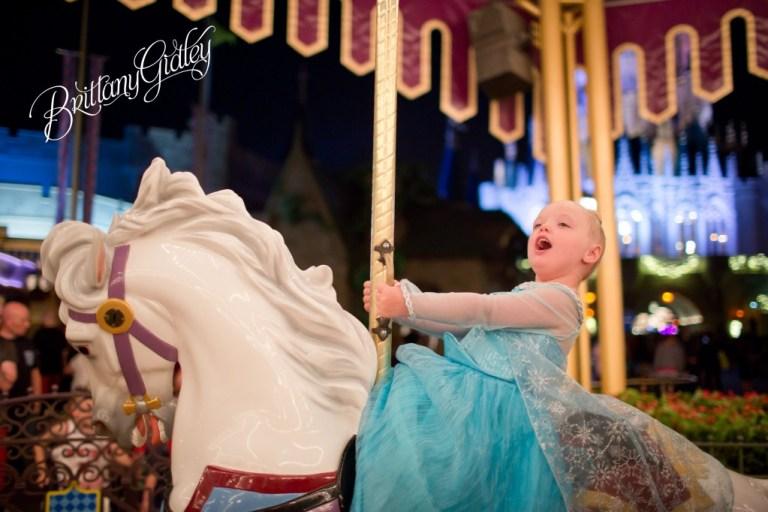 Disney World | Walt Disney World | Orlando, Florida | Happy Birthday | Princess Julia | Birthday Princess | Where Dreams Come True | Disney | On Location | Elsa