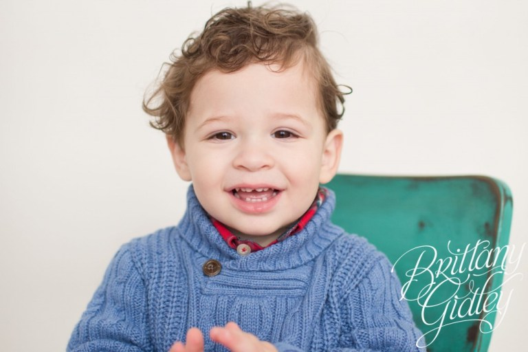 Studio Family Photographer | Meet Mason| Toddler | Family | Inspiration | Brittany Gidley Photography LLC