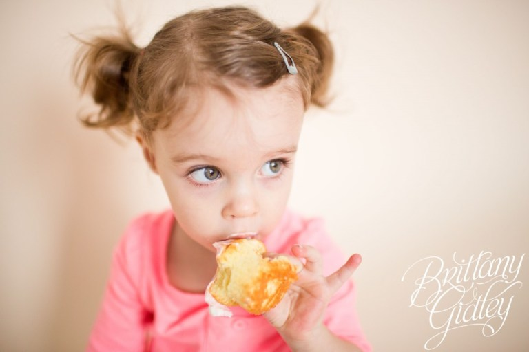 Cupcake | Toddler Photography | Happy Birthday | Two Years Old | Brittany Gidley Photography LLC