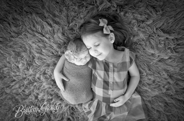 Newborn Baby | Love | Cleveland | Family | Start With The Best | Brittany Gidley Photography LLC