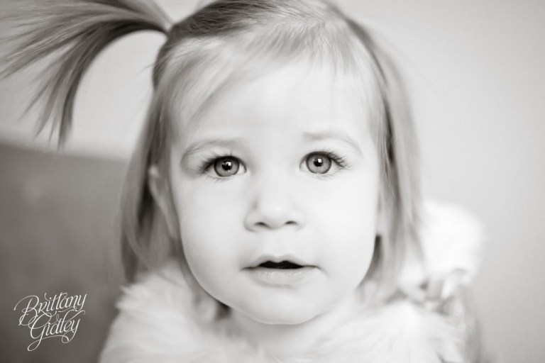 Toddler Photography | Those Eyes | Frozen | Love | Brittany Gidley Photography LLC