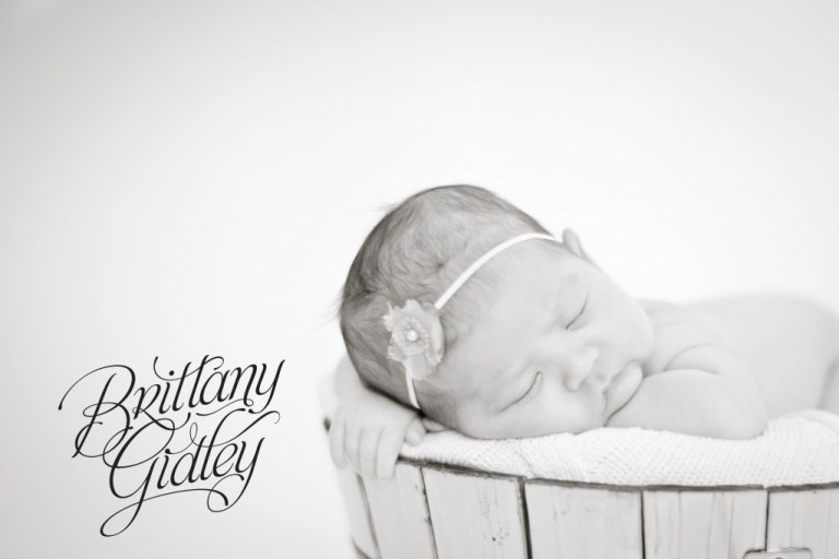 Unique Baby Photography | Newborn | Adorable | Studio | Natural Light | Brittany Gidley Photography LLC