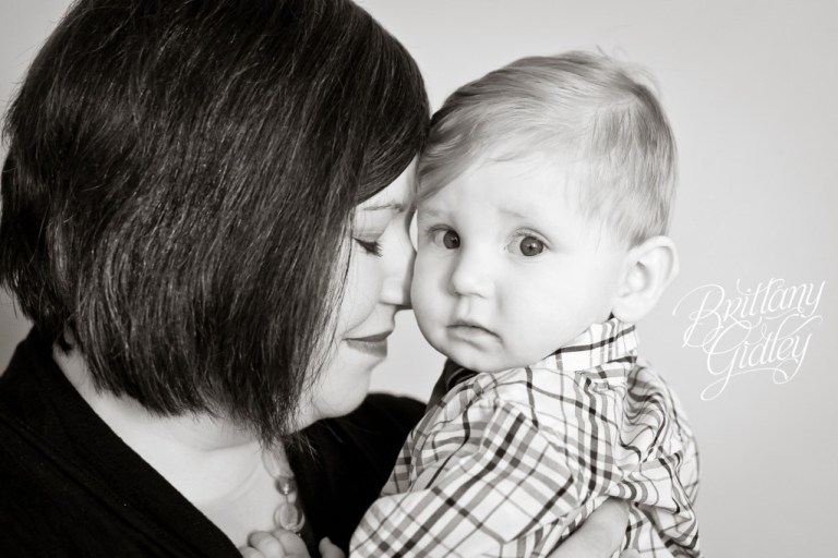 Mother and Son | Baby | Photography Inspiration | Brittany Gidley Photography LLC